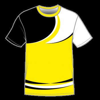 T-SHIRT Flottant - Design DOHA