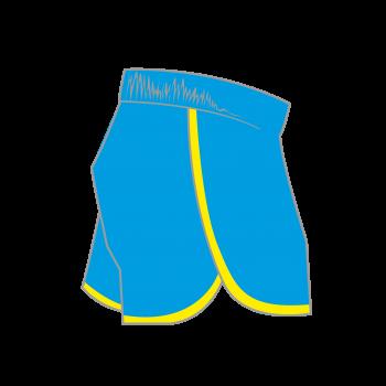 Short Flottant - Design SPLIT