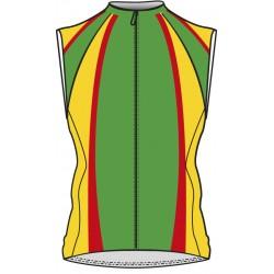 Windbreaker sleeveless - HASTEN