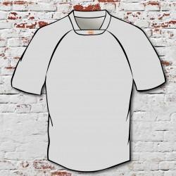 Plain short - White
